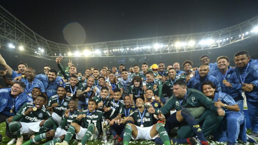 Com nova geração, Palmeiras chega ao Brasileirão sub-20 como um dos favoritos