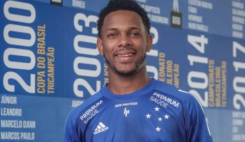 Cruzeiro oficializa contratação de lateral do Sport Recife e negocia volta de Angulo