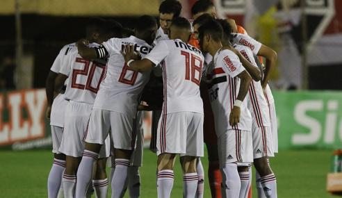 Brasileirão sub-20: São Paulo vai em busca de único título que falta em Cotia
