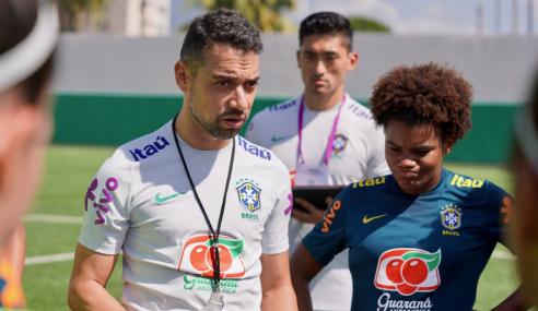 Seleção Feminina sub-20 se apresenta para período de treinos com duas novidades