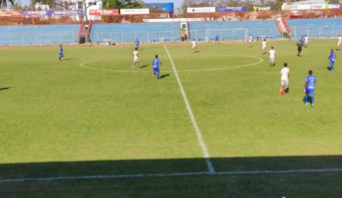 Vila Nova sub-20 perde primeiro amistoso da temporada