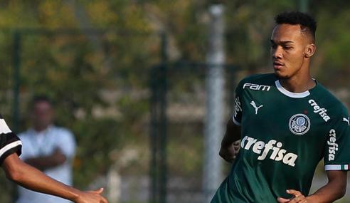 Atlético-MG fecha com lateral-esquerdo ex-Palmeiras para o sub-20