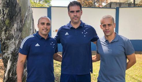 Cruzeiro anuncia Wendel como novo técnico da equipe sub-14
