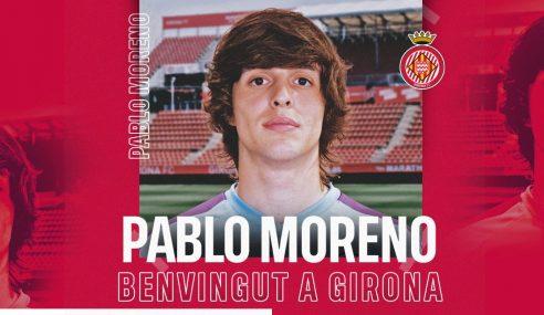 Manchester City-ING empresta dois jovens ao Girona-ESP