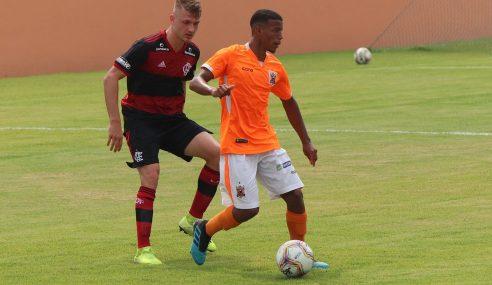 Flamengo vence Nova Iguaçu e segue 100% no Carioca Sub-20