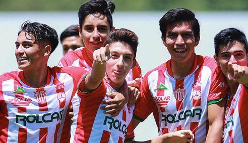 Nexaca vence pelo placar mínimo e segue líder do Mexicano Sub-17