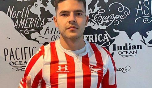 Olimpia-PAR empresta jovem zagueiro ao Estudiantes-ARG