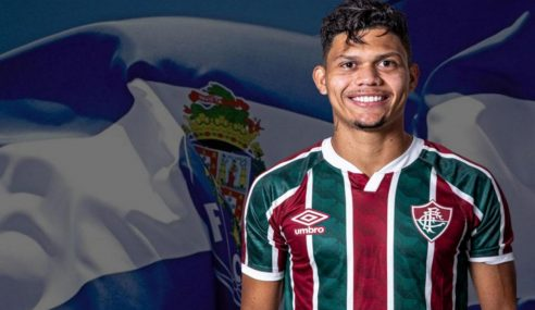 FC Porto-POR contrata Evanilson, do Fluminense