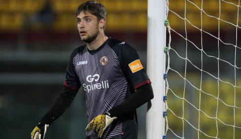 Milan-ITA empresta jovem goleiro ao Reggina-ITA