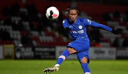 Chelsea-ING empresta jovem Tariq Uwakwe ao Accrington Stanley-ING