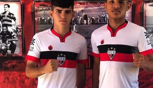 Atlético-GO acerta com dois jogadores sub-17 da Aparecidense