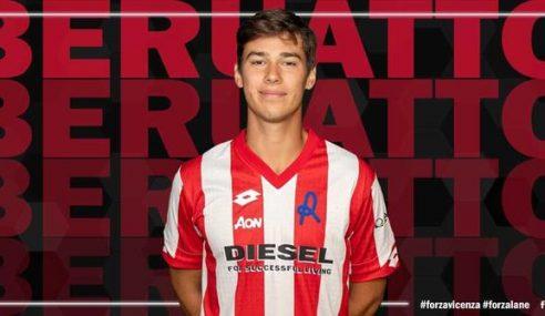 Juventus-ITA empresta lateral de 21 anos ao Vicenza-ITA