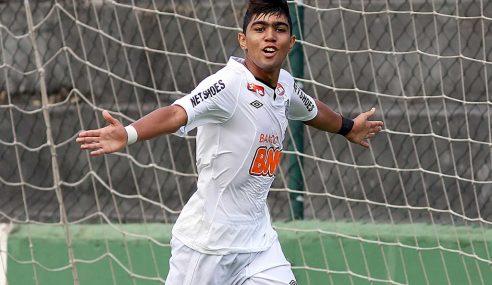 Base do Santos é a mais goleadora do Brasileirão até o momento