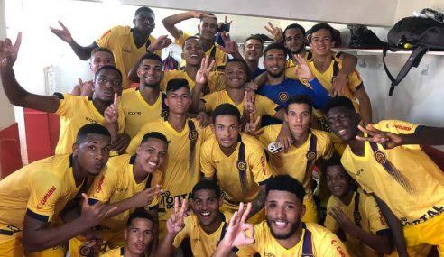 Madureira aplica goleada no Boavista pelo Carioca Sub-20