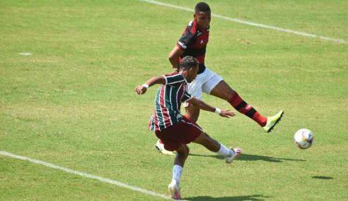 Fora de casa, Fluminense vence Flamengo e segue 100% no Carioca Sub-20
