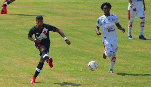 Vasco da Gama goleia Bangu e continua 100% no Carioca Sub-20