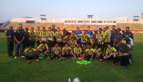 Carioca Sub-20: Volta Redonda goleia America fora de casa