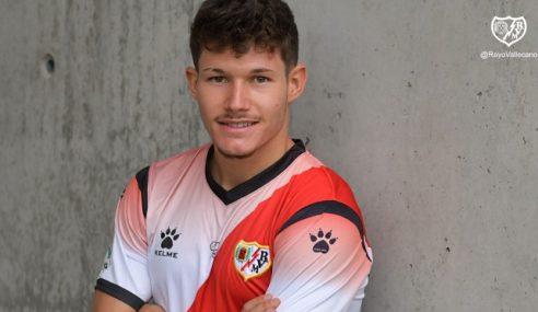 Real Madrid-ESP empresta jovem lateral ao Rayo Vallecano-ESP