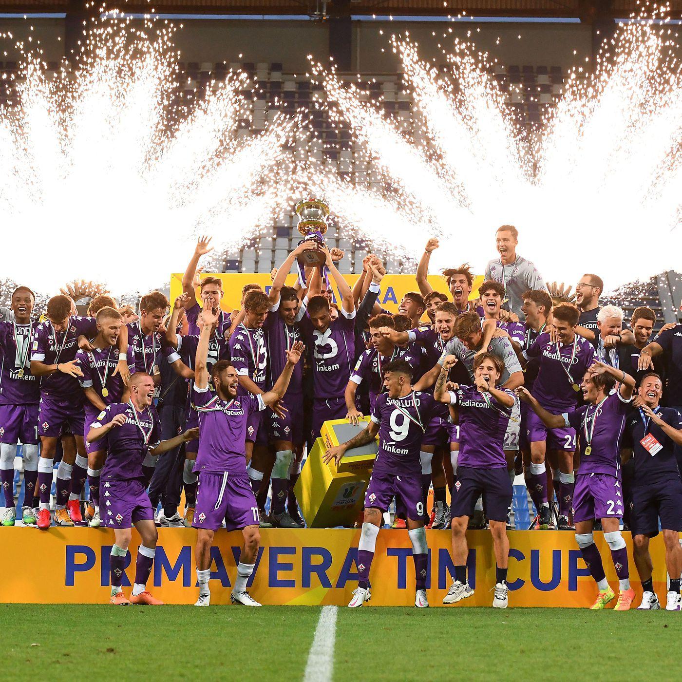 Fiorentina conquista título da Copa da Itália Sub-19 pelo segundo ano seguido