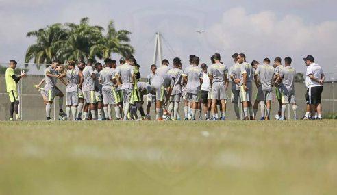 Vasco goleia Volta Redonda, em jogo-treino entre equipes sub-20