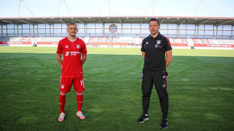 Bayern de Munique-ALE traz Alexander Lungwitz, emprestado pelo Greuther Fürth-ALE
