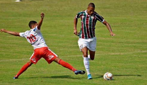 Carioca Sub-20: Fluminense fica no empate sem gols contra o Bangu