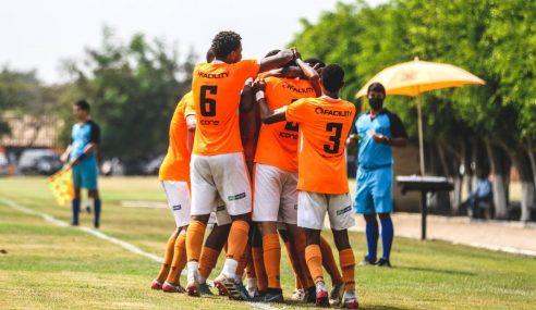 Carioca Sub-20: Nova Iguaçu vence America por 2 a 1