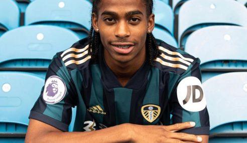 Leeds United-ING contrata atacante holandês de 18 anos vindo do Feyenoord-HOL