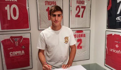 Piacenza-ITA traz jovem meio-campista que estava na Roma-ITA