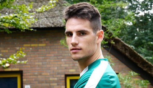 Manchester City-ING empresta jovem atacante a clube holandês