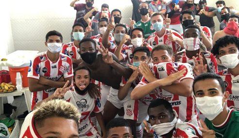 Bangu ganha de virada da Portuguesa pelo Carioca sub-20