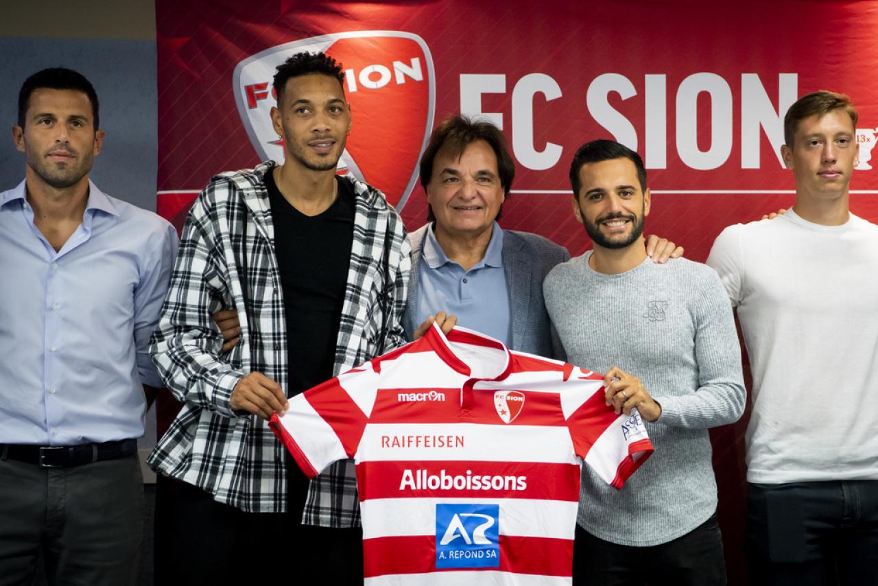 Juventus-ITA empresta jovem de 19 anos ao Sion-SUI