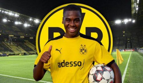 Borussia Dortmund-ALE assina com Jamie Bynoe-Gittens, ex-Manchester City-ING