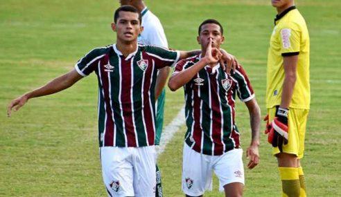Fluminense goleia Boavista e retoma ponta do seu grupo no Carioca Sub-20