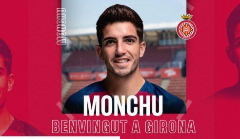 Barcelona-ESP empresta meio-campista ao Girona-ESP, com opção de compra