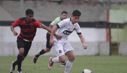 Atacante do sub-20 do Brasil de Pelotas é emprestado para o Maccabi Tel Aviv-ISR