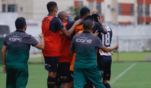 Portuguesa bate Friburguense e vence a primeira na Taça Rio sub-20
