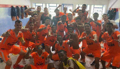 Com gol nos acréscimos, Nova Iguaçu ganha do Friburguense pela Taça Rio sub-20