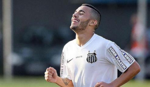 Base do Santos abre vantagem como a mais goleadora do Brasileirão até o momento
