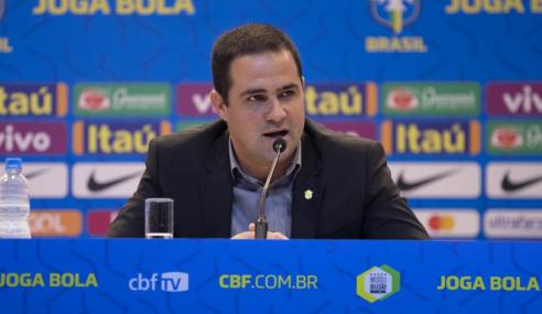 André Jardine convoca seleção brasileira sub-20 na próxima terça (06)