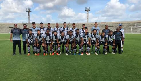 Botafogo-PB desiste da Copa do Nordeste sub-20