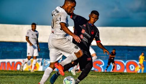 De virada, Atlético-MG bate Bragantino-PA pelas oitavas da Copa do Brasil sub-20