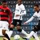 Decisivo no Brasileirão sub-17, Ronald celebra primeiro gol pelo Corinthians