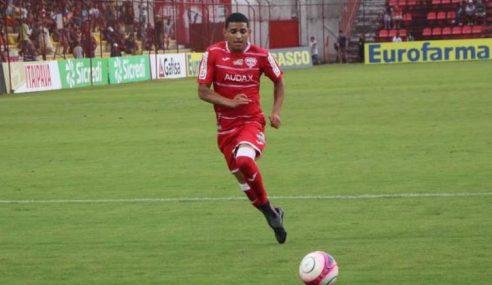 Jovem meia é emprestado pelo Osasco Audax ao Fortaleza