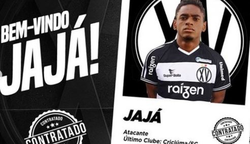XV de Piracicaba traz jovem atacante para a disputa da Copa Paulista