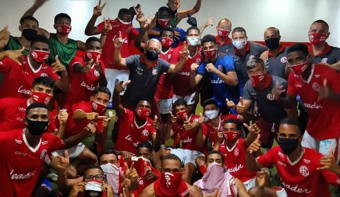America vence Bangu de virada pela Taça Rio sub-20