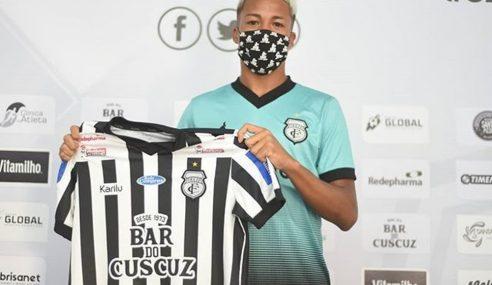 Treze anuncia contratação de filho do ex-meia Marcelinho Paraíba