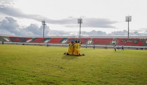 Galvez bate ABC e pega o Internacional na próxima fase da Copa do Brasil sub-20