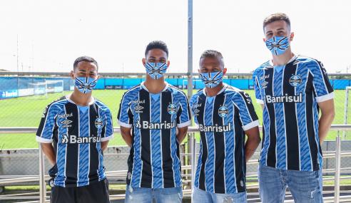 Grêmio contrata promessa ex-Corinthians e outros três reforços para time de transição