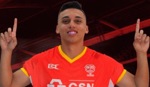 Atacante do sub-20 deixa o Palmeiras e volta ao Osasco Audax